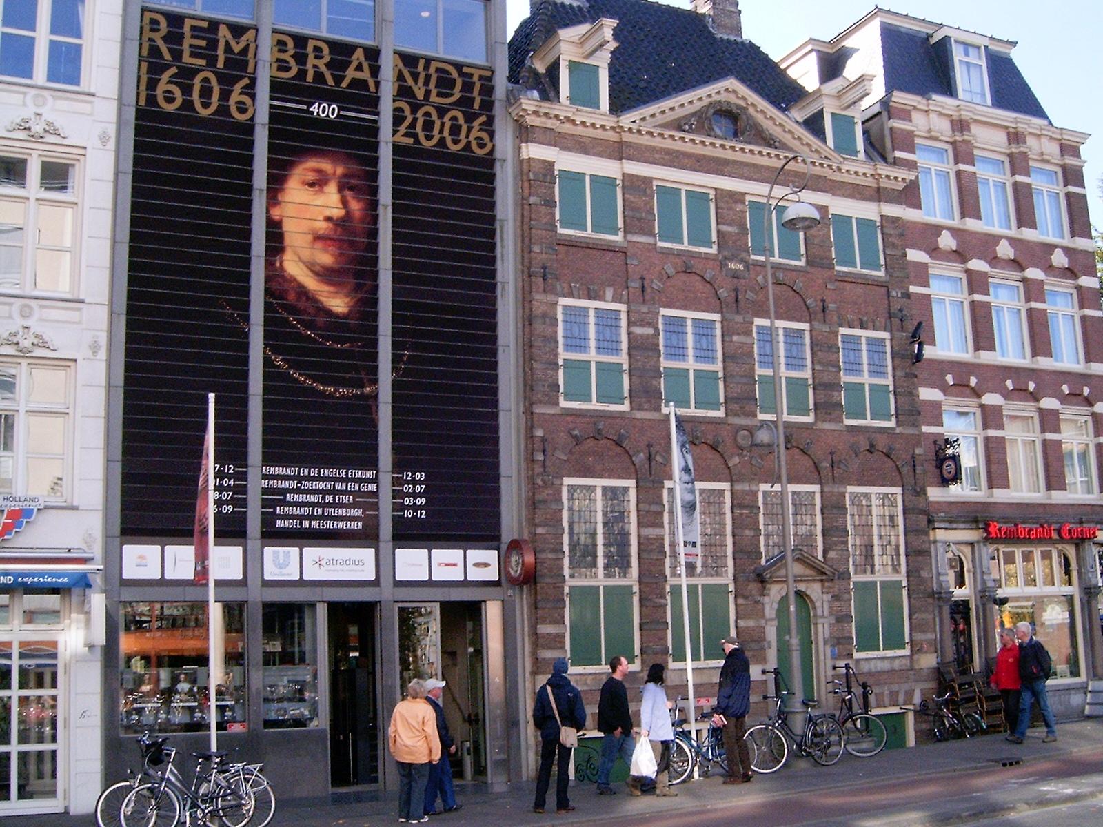 Rembrandt Ház (Rembrandt Huis)